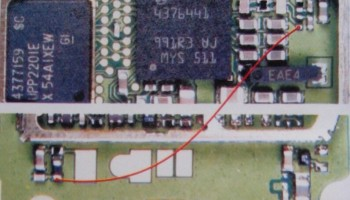 Nokia 1110 ringer fault & its jumper | Hi-Tech Mobile